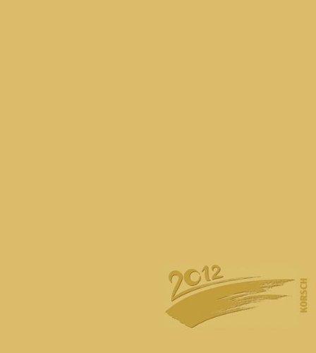 Foto - Malen - Basteln gold 2012: Kalender zum Selbstgestalten