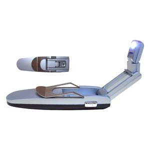 LED-Auto-Flip-up-Reading-Light
