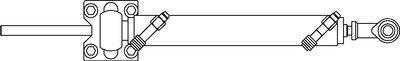 TELEFLEX HC5319 SEASTAR CYLINDER BA ()