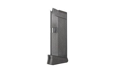 Glock Mag Oem 43 9Mm 6Rd W/Ext Pkg Magazine Loaders