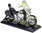 Telemania Harley Davidson Black and White Vroom Phone