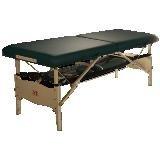 included Porta Shelf, creates a shelf under your massage table (Massage Table Not Included)