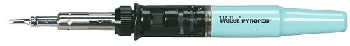 - Weller WPA2 Pyropen Professional Self-Igniting Cordless Butane Soldering Iron
