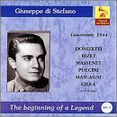 9a Legend - Giuseppe Di Stefano: The Beginning of a Legend, Vol. 1 by Giuseppe Di Stefano