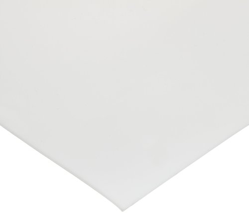 CS Hyde Virgin Skived PTFE Film, No Adhesive, 30 mm, White, 12 inches x 12 inches