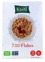 (Kashi Cereal, 7 Whole Grain, Flakes 12.6 oz. (Pack of 10) by)