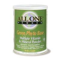 Green Phyto Base Multiple Vitamin and Mineral Powder
