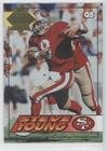 1994 Collectors Edge (Steve Young (Football Card) 1994 Collector's Edge - [Base] - 1st Day Gold #180)