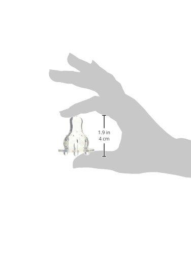 Collo Standard a 3 Velocita Nuby ID024 Tettarella per Biberon