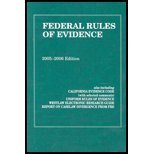 Federal Rules of Evidence, Na, 0314161902