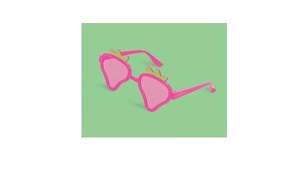 209188b21363 Amazon.com: Strawberry Shortcake Glasses 6ct [Contains 3 ...
