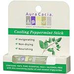 Aura Cacia Aura Cacia: Aromatherapy Cooling Peppermint Stick, 0.29 oz