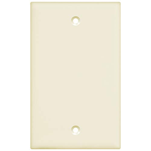 (ENERLITES Blank Device Wall Plate, Size 1-Gang 4.50