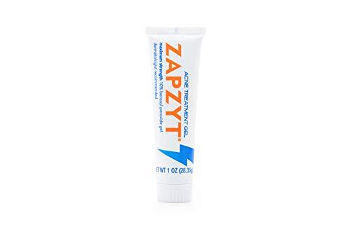 Amazon Com Zapzyt Acne Treatment Gel 1 Oz Facial Treatment