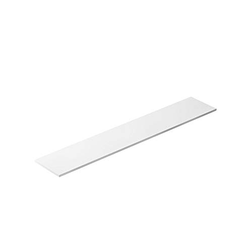 (Restaurant Refrigeration Prep Cutting Board 48 x 8-7/8 x 1/2 - HDPE Plastic Poly Replacement for True Equivalent Units)