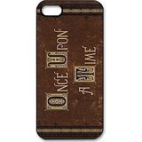 Generic Once Upon A Time TV Show Phone Case for iPhone SE
