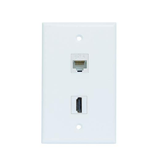 Bestselling Audio Video Wall Plates & Connectors