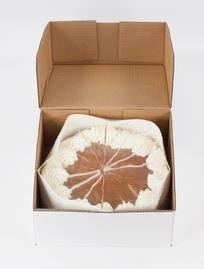 Dianne's Banana Foster Cheesecake , 96 oz, (2 per case)