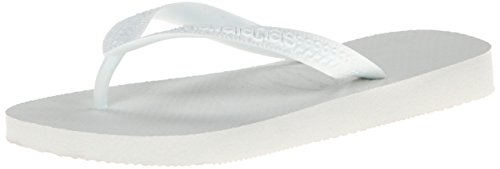 Havaianas Top Flip Flop (Toddler/Little Kid),White,25/26 BR (9-10 M US - White Kids Havaianas
