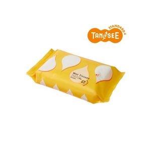 (まとめ)TANOSEE ノンアルコール除菌ウェットティッシュ 大判厚手 20枚入×30パック [簡易パッケージ品] B078DNMJWJ