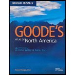 Goode's Atlas of Urban Geography, Rand McNally Staff, 0471706957