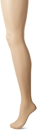 Hanes Silk Reflections Women's Perfect Nudes Sheer to Waist Pantyhose, Transparent, - Transparent Nude