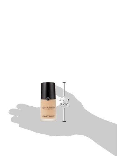 Giorgio Armani Luminous Silk Foundation, No. 4.5 Sand, 1 Ounce by GIORGIO ARMANI (Image #2)