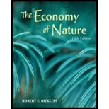 The Economy of Nature, Ricklefs and Scientific American Editors, 0716725967