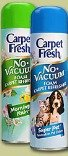 Carpet Fresh No-Vacuum Carpet Cleaner Aerosol, Super Pet, 10.5 (Carpet Fresh No Vacuum)