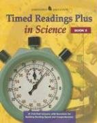 Timed Readings Plus in Science: Book 8