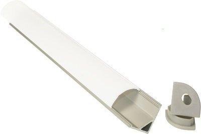 Barra Led ANGOLARE 150cm CON COMANDO Touch Dimming, per luce ...