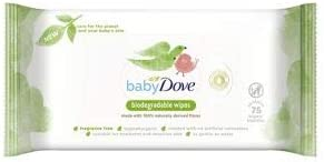 Dove Baby Care Bio degradeable Wipes Baby Boys Gentle Girls and Parents Bulk 900 Wipes Pack Sensitive and Kind to Skin Rich Moisturising and Cleaning Wipes for New Borns