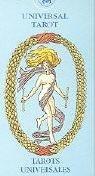 Mini Universal Tarot (De Angelis Tarot). 78 Tarot-Karten mit Anleitung