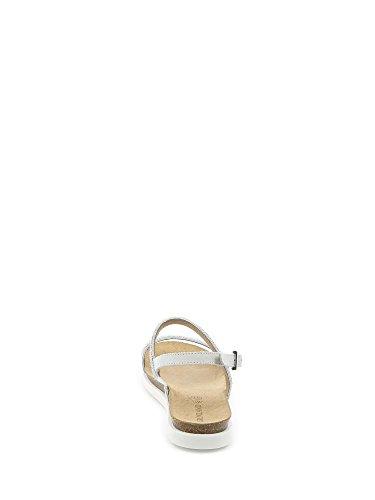 Sandalo Grunland P Bianco Sb0362 Donna Jegu 4qzEBwqUxn