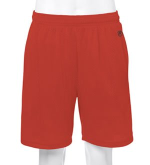 Open Hole Mesh Short - Rawlings RP9808 Open Hole Mesh Short - Red, Small