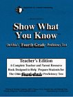 Show What You Know on Ohio's Fourth Grade Proficiency Test, Marilyn Axtmann and Patricia Nay, 1884183085