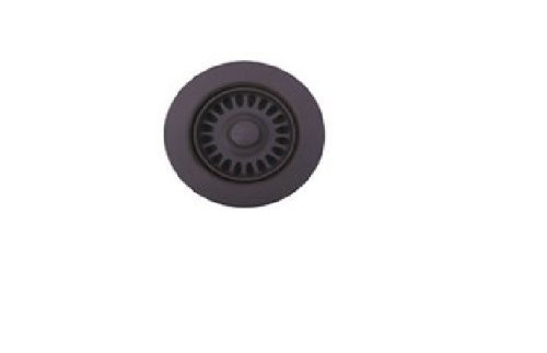 BLANCO BL441099 Silgranit Ii Coordinated Sink Waste Disposer Stopper & Strainer, Cafe Brown by