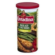 Contadina Bread Crumbs, 10 OZ (Pack of 12)