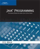 Java Programming by Malik, D. S. [Paperback]