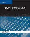 Java Programming by Malik, D. S. [Paperback] by Cuorse Technology,2005.