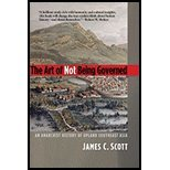Art of Not Being Governed- Anarchist History of Upland Southeast Asia (09) by Scott, Professor James C [Paperback (2010)]