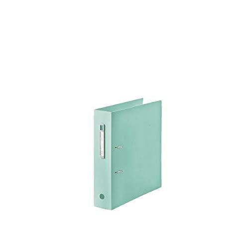 (まとめ)LIHITLAB noie-style A-Zファイル F-7687-19 ライトグリーン【×30セット】 生活用品 インテリア 雑貨 文具 オフィス用品 ファイル バインダー その他のファイル 14067381 [並行輸入品] B07RC1TR96