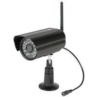 82-20516 - 2.4GHz Wireless Outdoor Bullet Cameras with Two-Way Audio for 82-20490