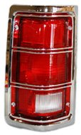 TYC 11-5060-21 Dodge/Plymouth Driver Side Replacement Tail Light Assembly