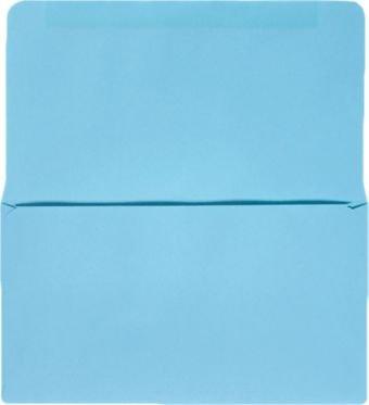 6 3/4 Remittance Envelopes (3 5/8 x 6 1/2 Closed) - Pastel Blue (1000 - Envelopes Remittance