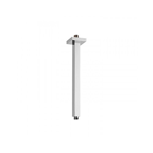 durable modeling Nikles Ceiling Arm Quadro - 300Mm Shower Arm Polished Chrome
