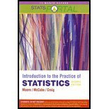 STATSPORTAL Code for Introduction to the Practice of Statistics - Access - 7th edition