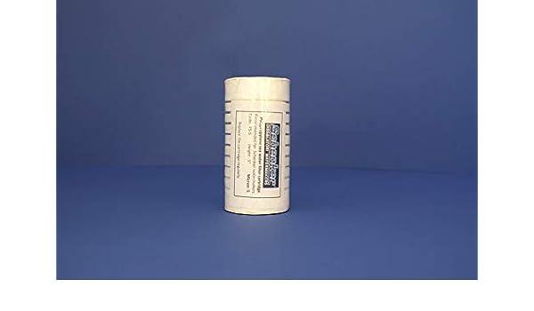 "10/"" x 2.5/"" 5 X 0.5 Micron Carbon Water Filter Cartridges"