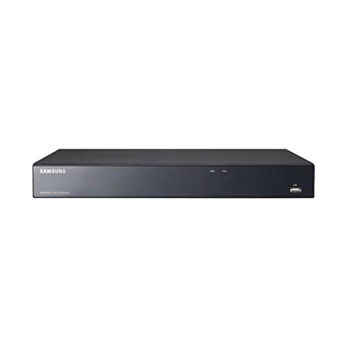 Samsung SNK-D5081 16 Channel SuperHD Security NVR SNR-D5401 Only with Accessories (Supports only SNC-4241BE Camera)