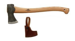 Price comparison product image Gransfors Bruks Small Forest Axe 19 Inch, Made In Sweden, 420